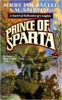 Prince of Sparta by Jerry Pournelle