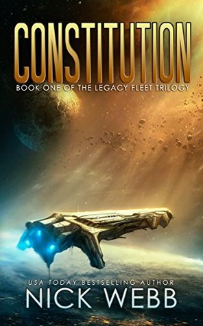 Constitution (The Legacy Fleet Trilogy, #1)