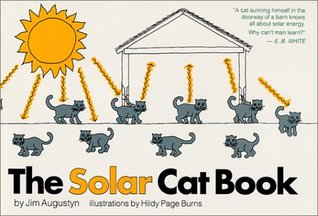 The Solar Cat Book by Jim Augustyn