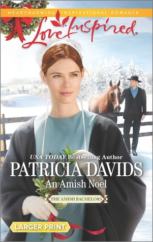 An Amish Noel (The Amish Bachelors, #2)