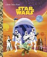 Attack of the Clones (Golden Books: Star Wars)