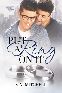Audio Review: Put A Ring On It: Ready or Knot Book 1 By K. A. Mitchell