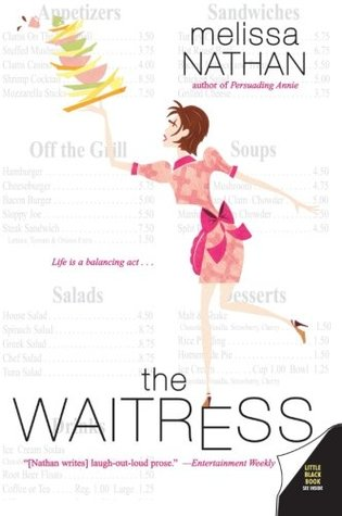 The Waitress by Melissa Nathan