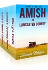 The Amish Romance in Lancaster County BOXED SET Books 1-3 (Inspirational Romance Book Bundle: Mary's Faith, Hanna's Journey Home, Katie's Amish Choice): Amish Romance in Lancaster County