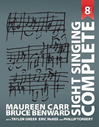 Sight Singing Complete  by  Carr