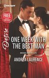 One Week with the Best Man by Andrea Laurence