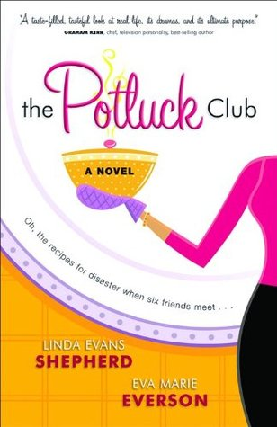 The Potluck Club by Linda Evans Shepherd