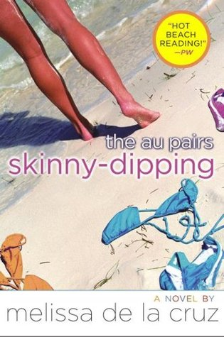 Skinny-Dipping (The Au Pairs, #2)