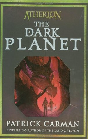 The Dark Planet by Patrick Carman