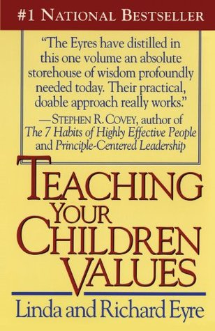 Teaching Your Children Values by Linda Eyre