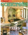 Decorative Concrete: Expanded Edition: Recipes for Finishes Indoors and Out