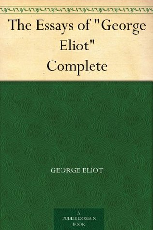 George Eliot Essay