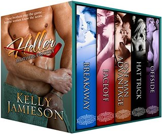 Heller Brothers Hockey — A Five Book Hockey Romance Collection (Heller Brothers #1-5)