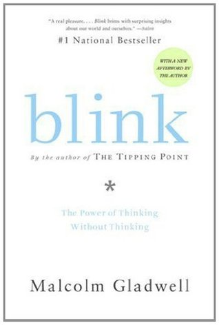 Buy Blink: The Power of Thinking Without Thinking