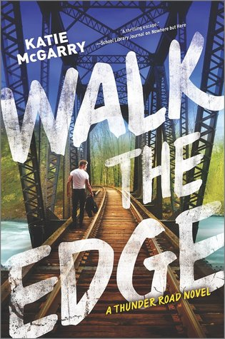 http://www.goodreads.com/book/show/17928147-walk-the-edge