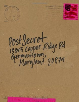PostSecret by Frank Warren