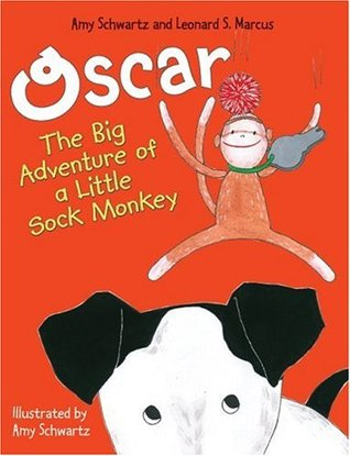 Oscar: The Big Adventure of a Little Sock Monkey