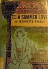 More Than a Summer Love by Jeannette Eyerly