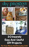 DIY Projects: 30 Insanely Easy And Useful DIY Projects For Your Home And Everyday Life!: (A Collection of DIY, DIY Household Hacks, DIY Cleaning and Organizing, ... projects for home, decorating ideas Book 1)