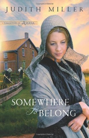Somewhere to Belong by Judith McCoy Miller