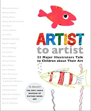 Artist to Artist by Eric Carle