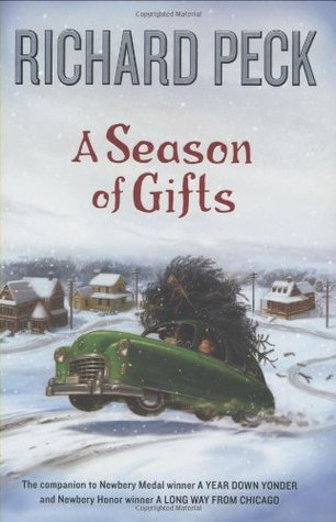 A Season of Gifts by Richard Peck