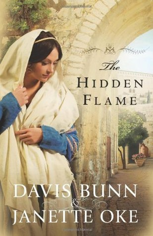 The Hidden Flame by Davis Bunn