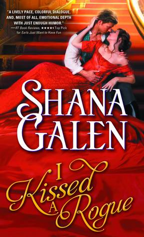 I Kissed a Rogue (Covent Garden Cubs, #3)