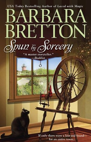 Spun By Sorcery by Barbara Bretton