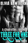 Three For One, a Twin Stepbrother Romance: Book Three