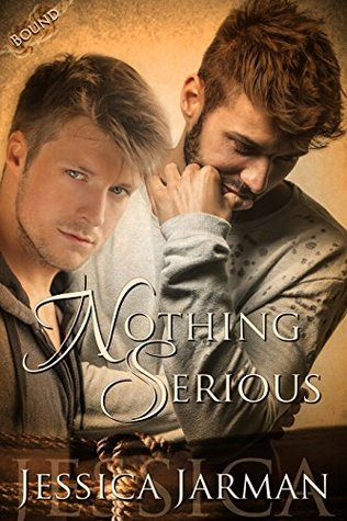 Book Review: Nothing Serious by Jessica Jarman (Bound Series Book 4)