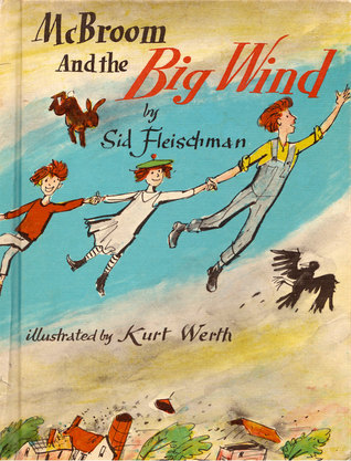 McBroom and the Big Wind by Sid Fleischman
