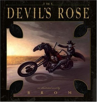 The Devil's Rose by Brom