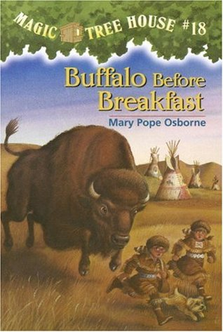 Buffalo Before Breakfast by Mary Pope Osborne