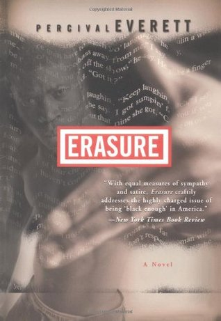 Erasure by Percival Everett