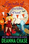 Spirits of Bourbon Street - A Short Story (Jade Calhoun Series, Book 6.5) (The Jade Calhoun Series)