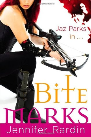Bite Marks by Jennifer Rardin