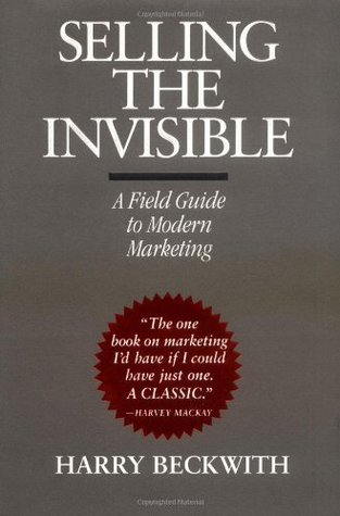 Selling the Invisible by Harry Beckwith