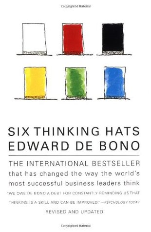 Six Thinking Hats by Edward de Bono