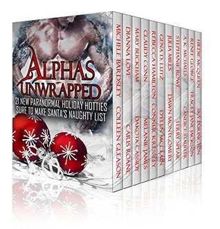 Alphas Unwrapped: 21 New Paranormal Holiday Hotties Sure to Make Santa's Naughty List