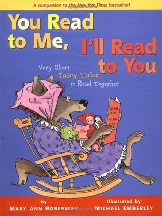 You Read to Me, I'll Read to You by Mary Ann Hoberman