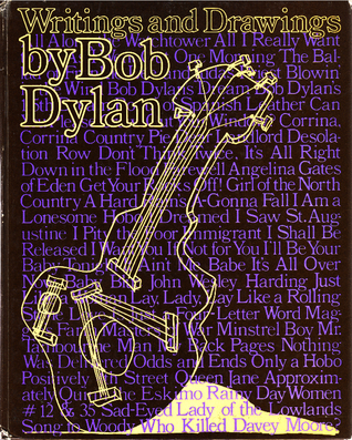 Writings and Drawings by Bob Dylan