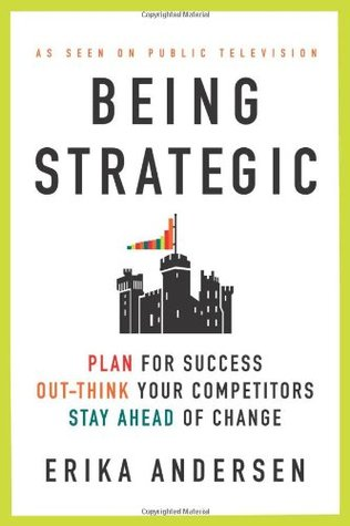 Being Strategic by Erika Andersen
