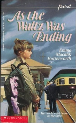 As the Waltz Was Ending by Emma Macalik Butterworth