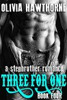 Three For One, a Twin Stepbrother Romance: Book Four