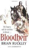 Bloodheir (The Godless World, #2)