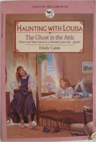 The Ghost in the Attic (Haunting with Louisa, #1)