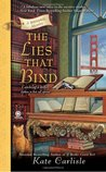 The Lies That Bind (Bibliophile Mystery, #3)