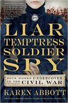 Liar, Temptress, Soldier, Spy: Women Undercover in the Civil War