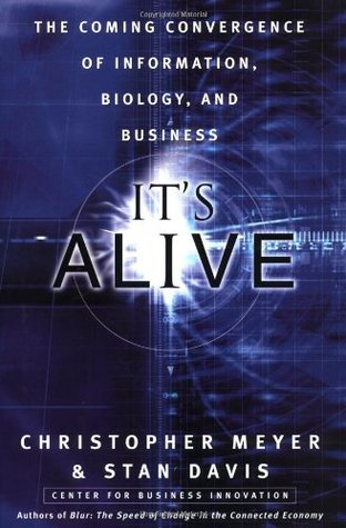 It's Alive by Christopher Meyer